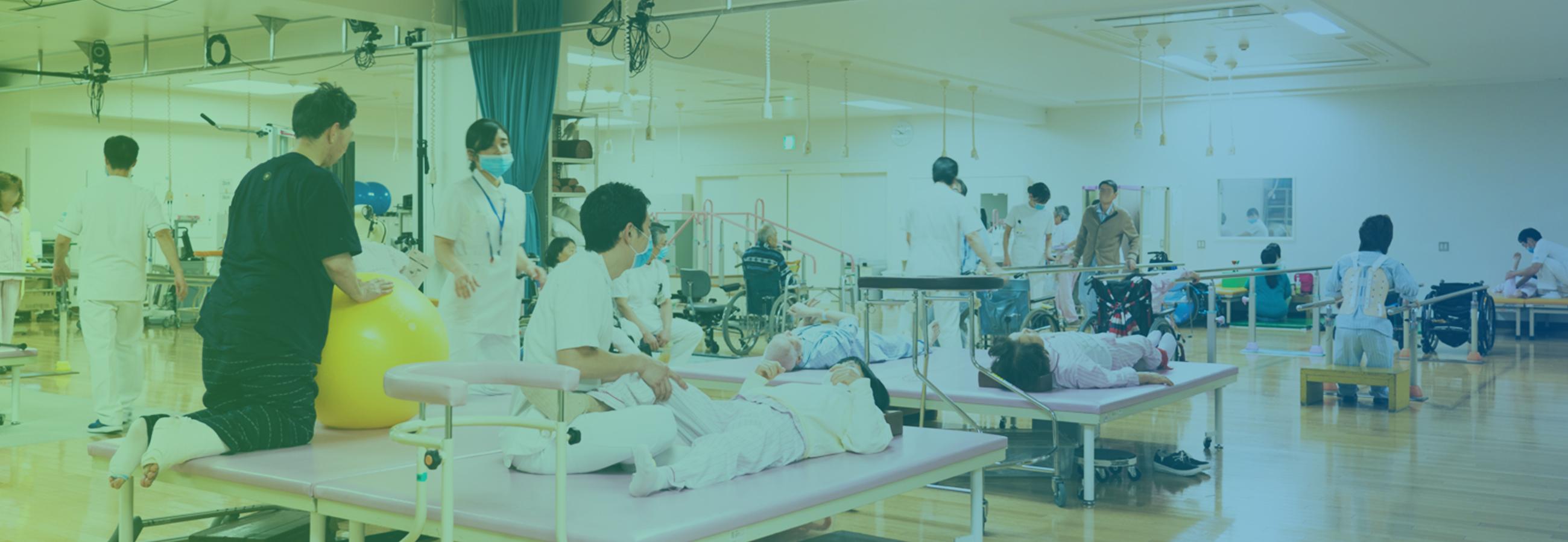 東京大学リハビリテーション科・部:院内の様子4